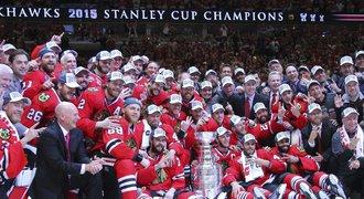Zrod dynastie! Chicago slaví další Stanley Cup, vítězem i Rozsíval