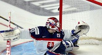 Slovenský bůh v masce na draftu utřel: 180 cm na NHL nestačí