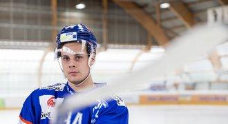 Jde proti proudu! Očekávaná jednička draftu NHL míří do Švýcarska