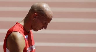 SOUHRN MS: Překážkář Svoboda vypadl v semifinále, Bolt zase vyhrál