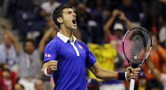 Králem je Djokovič! Přemohl Federera a slaví titul na US Open