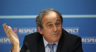 FAČR má jasno: Když se Platini očistí, podpoříme ho
