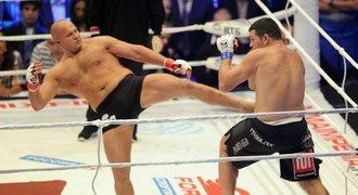 Praha hostí amatérské MS v MMA. Přijede i legenda Jemeljaněnko