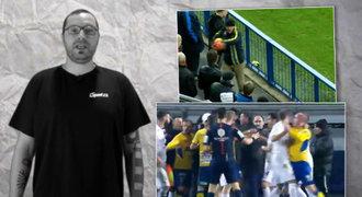 LIGA NARUBY: Zloděj míčů na tribuně a StarDance na Slovácku