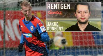 RENTGEN: Talent Baránek - stoper se zabijáckým výběrem místa