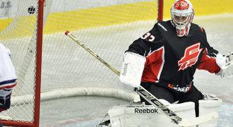 Furch v KHL dál září! Nejlepší gólman měsíce má už sedmou nulu