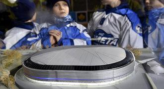 Kometa ukázala maketu haly pro 12 tisíc lidí. V Brně si věří i na MS