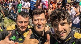 Macík dojel Dakar na 19. místě a už se těší: Za rok se vrátíme