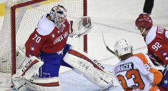 To je kanón! Voráček sestřelil nejlepší tým NHL v prodloužení