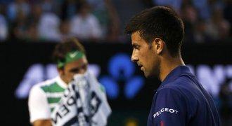 Djokovičův otec: Federer není dobrý člověk, Novakovi chtěl ublížit