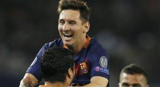 Čtyřikrát Suárez, třikrát Messi! Barcelona zničila v poháru Valencii 7:0
