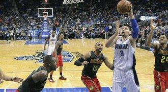 Vučevič střelou s klaksonem zařídil vítězství Orlanda v NBA