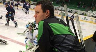 Fyzioterapeut Vrbický: V hokeji žádní uplakánci nejsou