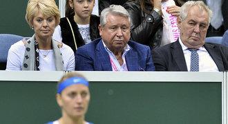 Manažer Kvitové spustil kritiku: Tenis, nebo vztah? Petra neví, co chce!