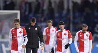 Náročný presink platil na Kyjev i Poznaň. Slavia však zlenivěla