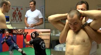 Cesta k zápasu MMA 7: Pomoc před bojem? Injekce a péče o kotníky!