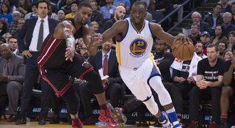 Hvězda NBA žehlí exces. Nejsem robot, klidně střílet nebudu, řval Green