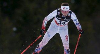 Lyžařka Nováková byla ve stíhacím závodu v Québecu čtrnáctá