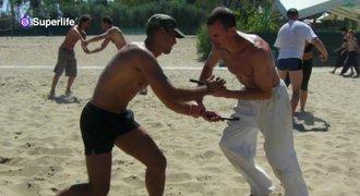 Cesta k zápasu MMA 9: Od testů se Spartou k souboji na Heroes Gate