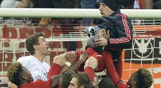 Vrba chválil Guardiolu. Je úžasné, jak se Bayern prosadil, řekl