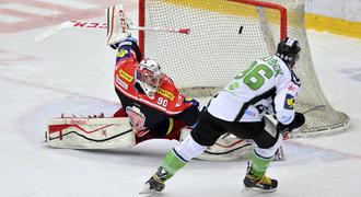 SESTŘIHY: Boleslav rozhodla v nájezdech, Plzeň má po výhře 8:1 mečbol