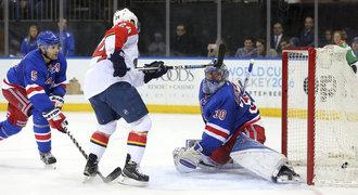 Hudlerův gól byl Floridě málo, Voráček naopak Flyers pomohl