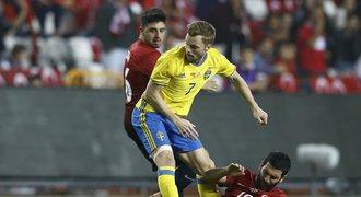 Turci přípravu před EURO zvládli, porazili Švédsko 2:1