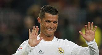 El Clásico pro Real, rozhodl Ronaldo. Soupeř Sparty v EL otáčel s Eibarem