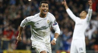 Ronaldo je zase KRÁL! Góly třikrát jinak, hecoval spoluhráče i fanoušky