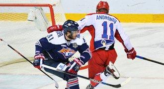 Polák zaválel v KHL. Bodoval i Fillippi, Jordán zažil vítěznou premiéru