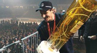 Šampion Štěpánek: Fandil nám i Federer, taky je rád, že jsme to zvládli