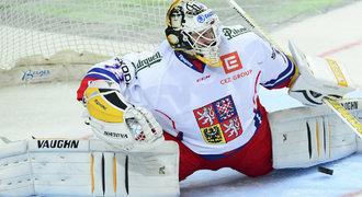Na NHL nečeká! Vůjtek vezme na MS gólmany z KHL, jedničku musí určit