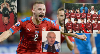 Kadeřábka přivedl k fotbalu dědeček: V Německu by ho měli využít víc