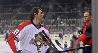 Boduje a už vyhlíží příští sezonu v NHL: Jágr pokračuje s novou láskou!