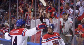 ANKETA: Vyberte tři nejlepší české hokejisty v utkání s Ruskem