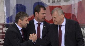 Drama s Lotyšskem? Byly to větší nervy než proti Rusku, tvrdil Vůjtek
