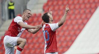 Hušbauer po premiérové gólové trefě: Jsem rád, že jsem odčinil tu penaltu