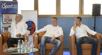 Konference před EURO: Experti odhadli české šance i slabiny soupeřů