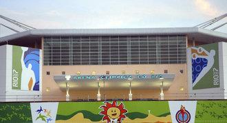 Sportoviště v Riu - Barra Olympic Park