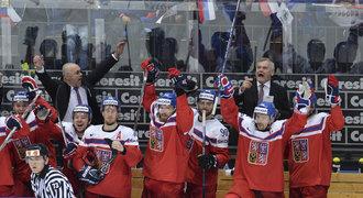 Program čtvrtfinále MS v hokeji: Češi vyzvou USA ve čtvrtek odpoledne