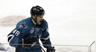 Hertl: Chci, aby Stanley Cup skončil v Česku, takže přeju Tampě