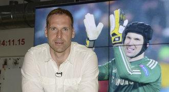 Arsenal je jako rodina, odpovídal Čech. Přemýšlel by o návratu do Sparty?