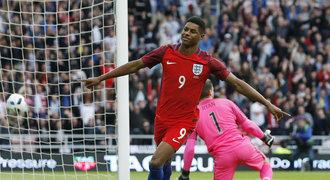 Rashford si řekl o EURO, v United ho čeká balík. Ale nezazdí ho Mourinho?