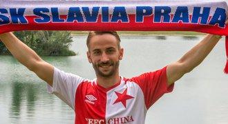 Švento: Jinam než do Slavie bych v Česku nešel. Vrací se víc nad věcí