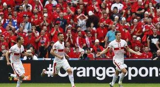 Albánie - Švýcarsko 0:1. Nováček EURO zlobil, výhru má ale favorit