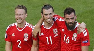 Wales - Slovensko 2:1. Zápas nováčků EURO ovládli Bale a spol.