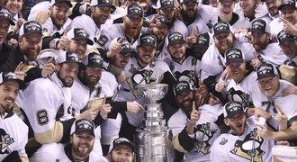 Pittsburgh je novým vládcem, po sedmi letech znovu získal Stanley Cup
