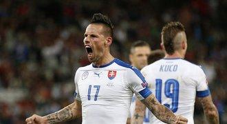 NEJ gól na EURO? Sedlo mi to, radoval se hrdina Slováků Hamšík
