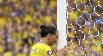 Itálie - Švédsko 1:0. Seveřané na EURO ještě nevystřelili na bránu
