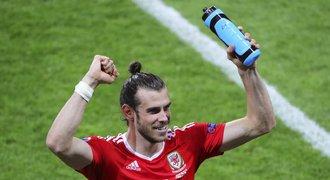 Bale na EURO září a dovedl Wales do osmifinále. Dokáže ještě víc?